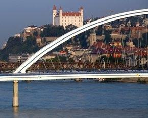 Экскурсия в Братиславу